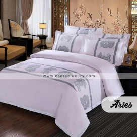 Aries Duvet Cover and Quilt Comforter