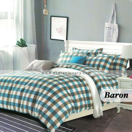Baron Duvet Cover and Quilt Comforter