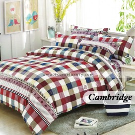 Cambridge Duvet Cover and Quilt Comforter