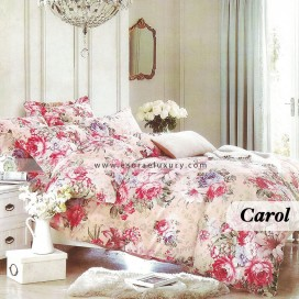 Carol Duvet Cover and Quilt Comforter