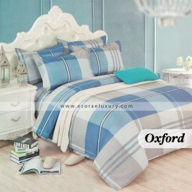 Oxford Duvet Cover and Quilt Comforter