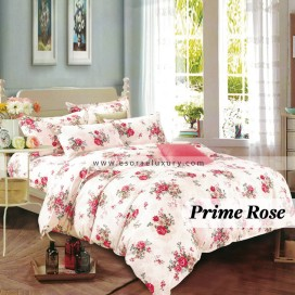 Prime Rose Duvet Cover and Quilt Comforter