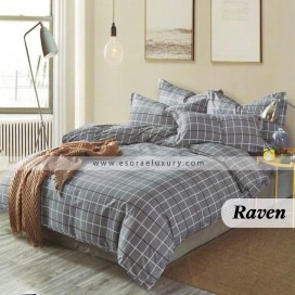 Raven Duvet Cover and Quilt Comforter