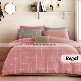 Regal Duvet Cover and Quilt Comforter