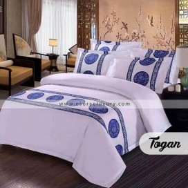 Togan Duvet Cover and Quilt Comforter