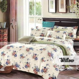 Willow Duvet Cover & Quilt Comforter