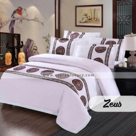 Zeus Duvet Cover and Quilt Comforter