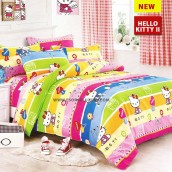 Hello Kitty II Bedsheet
