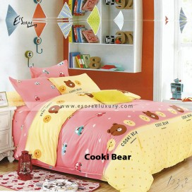 Cooki Bear Duvet Quilt
