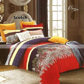 Scotch Duvet Cover
