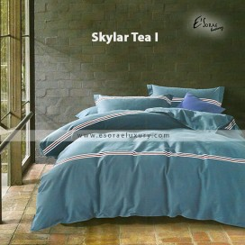Skylar Tea Duvet Cover