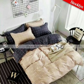 Brooklyn Duvet Cover & Quilt Comforter