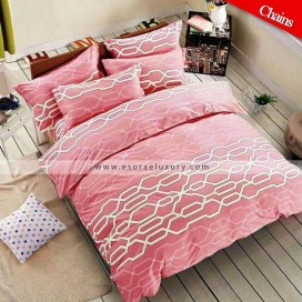 Chains Duvet Cover & Quilt Comforter