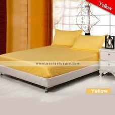 Yellow Stripe Bedsheet
