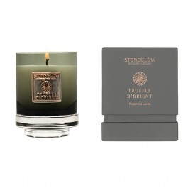 Candle - Truffle D'Orient Tumbler | Metallique Collection