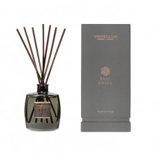 Rose Ambre Reed Diffuser | Metallique Collection