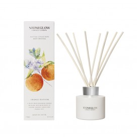 Orange Blossom Reed Diffuser (White) | Botanicals