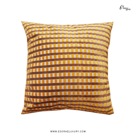 Checkers (L) Throw Pillow