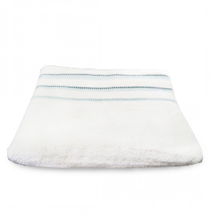 Single Egyptian Cotton Towel - Design 1