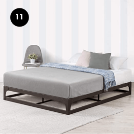 11 - Metal Bed Frame