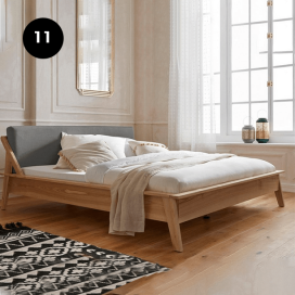 11 - Wooden Bed Frame