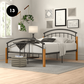 13 - Metal Bed Frame
