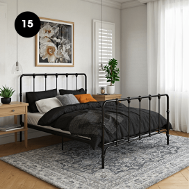 15 - Metal Bed Frame