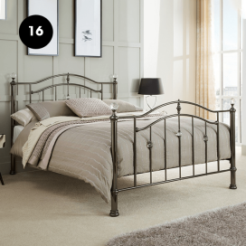 16 - Metal Bed Frame