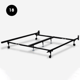 18 - Metal Bed Frame