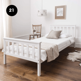 21 - Wooden Bed Frame
