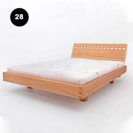 28 - Wooden Bed Frame