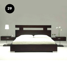 29 - Wooden Bed Frame