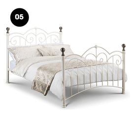 5 - Metal Bed Frame