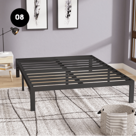 8 - Metal Bed Frame