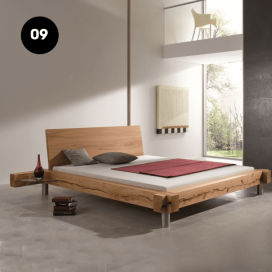 9 - Wooden Bed Frame