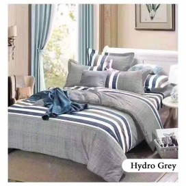 Hydro Grey Complete Bed Set