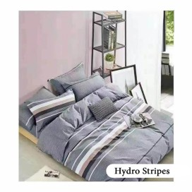 Hydro Stripes Complete Bed Set