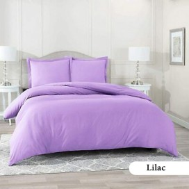Lilac Complete Bed Set