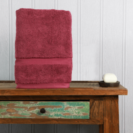 Rose Gold Luxury Boutique Bath Towel