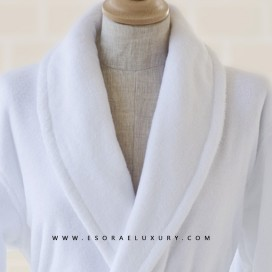 White Egyptian Bathrobe
