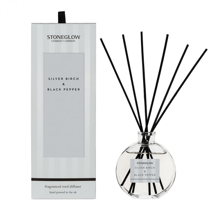 Diffuser - Silver Birch & Black Pepper