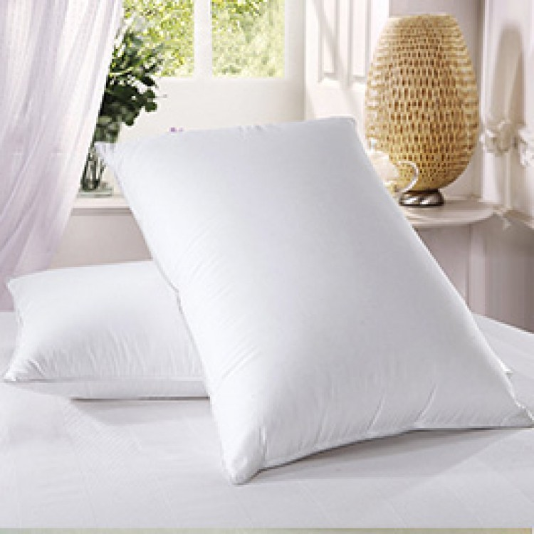 Luxury Goose Feather Pillow
