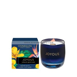 Candle - Joyous, Verbena & Spiced Woods