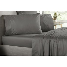 Grey Complete Bed Set