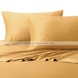 Gold Complete Bed Set