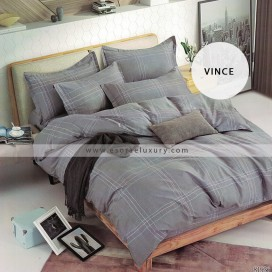 vince duvet cover and quilt comforter