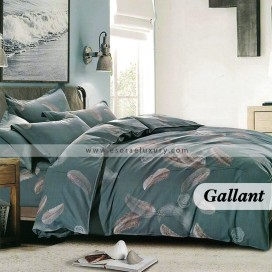 Gallant Duvet Cover and Quilt Comforter