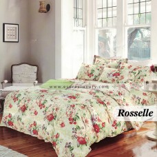 Rosselle Duvet Cover and Quilt Comforter
