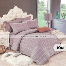 Rue Duvet Cover and Quilt Comforter