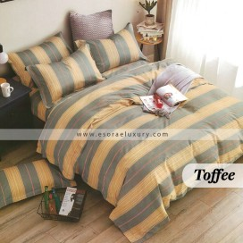 Toffee Duvet Cover and Quilt Comforter